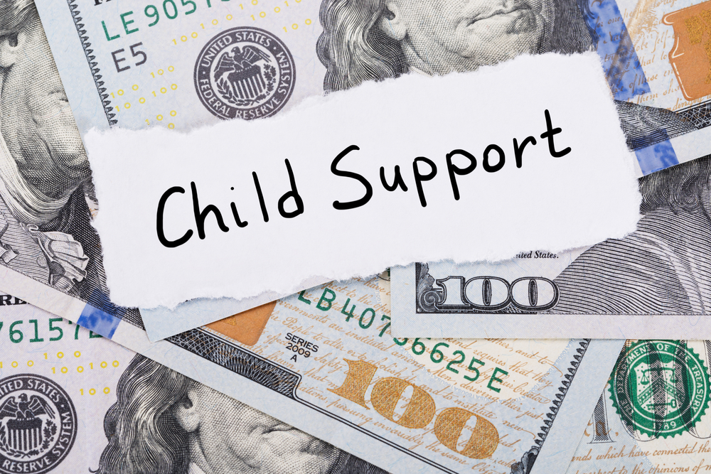 California Child Support
